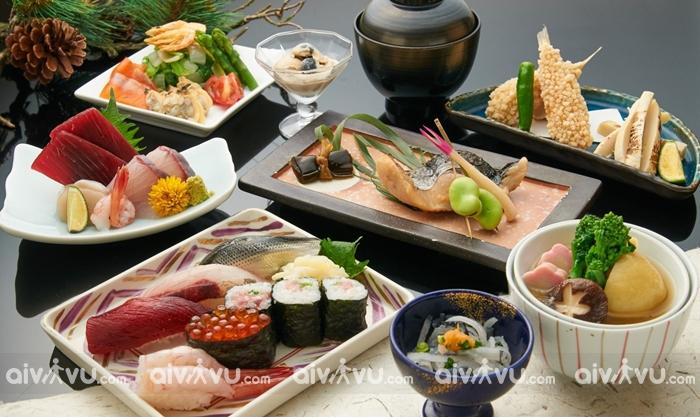 Các quốc gia có nền ẩm thực hàng đầu thế giới