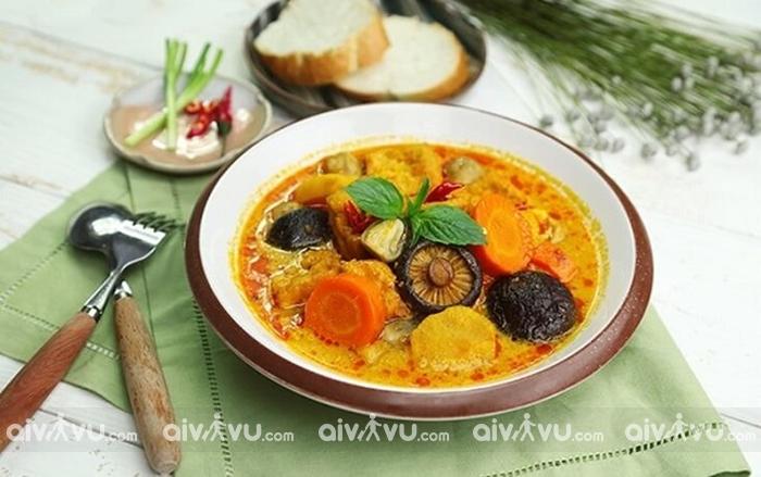 Ăn chay là đặc trưng và cũng là niềm tự hào trong ẩm thực Ấn Độ
