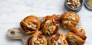 Ẩm thực Thụy Điển không thể thiếu bánh Kanelbullar hấp dẫn