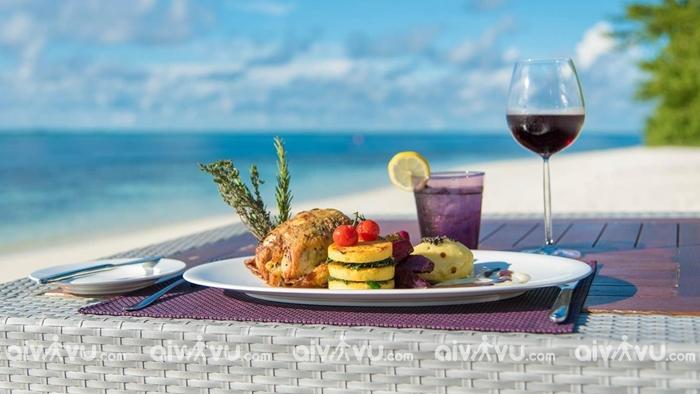 Ăn gì khi du lịch Maldives?