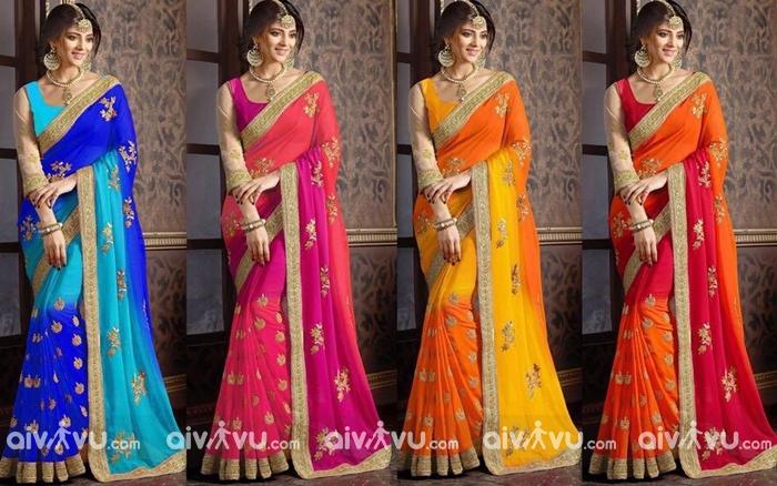 Ấn tượng trang phục truyền thống của phụ nữ Ấn Độ