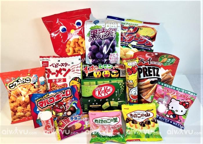 Bánh kẹo nội địa Nhật – Sự lựa chọn hợp lý cho các món quà du lịch Nhật Bản