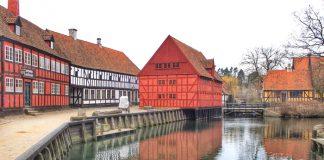 Bảo tàng khổng lồ ngoài trời Old Town, Aarhus