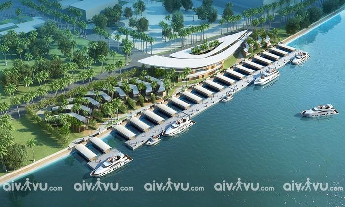 Bến du thuyền Dubai Marina – Du thuyền nhân tạo vĩ đại nhất thế giới