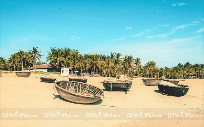 Biển Hà My – Nàng thơ mới nổi của du lịch Quảng Nam