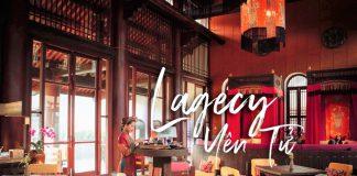 Biến hóa thành tầng lớp quý tộc với trải nghiệm tại Yên Tử Legacy