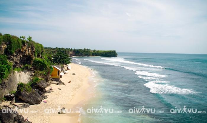 Các bãi biển đẹp nhất trên đảo Bali