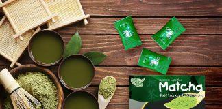 Các sản phẩm từ Matcha Nhật Bản cũng là món quà ý nghĩa