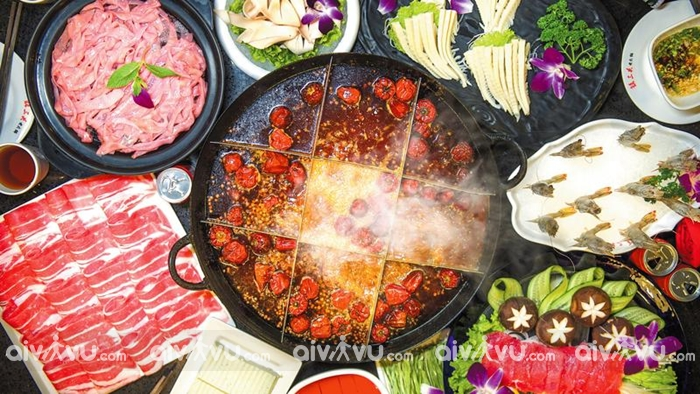Đã mắt với ẩm thực Trùng Khánh