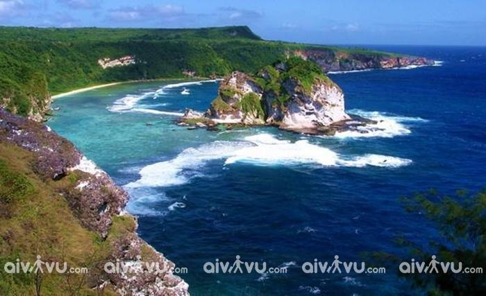 Đảo Saipan – Hòn ngọc bí ẩn của nước Mỹ