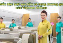 Điều đặc biệt sau tấm vé hạng thương gia của Vietnam Airlines?