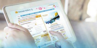 Điều kiện để làm thủ tục Check in trực tuyến của Vietnam Airlines
