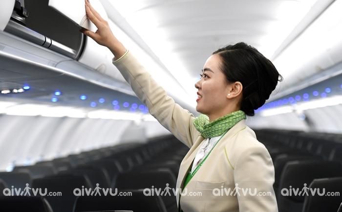 Điều kiện giá vé quốc tế Bamboo Airways