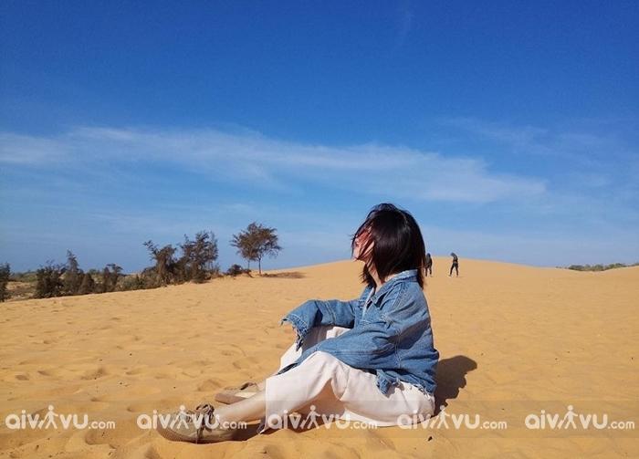 Đồi cát Mũi Bé, Phan Thiết – Thiên đường sa mạc tại Việt Nam