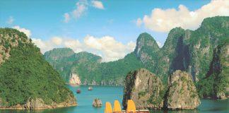 Du lịch biển Việt Nam với Vịnh Hạ Long – Vùng nước đẹp nhất thế giới