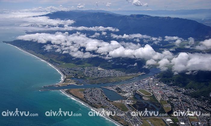Du lịch đảo Nam New Zealand – Hành trình tìm kiếm sự bình yên