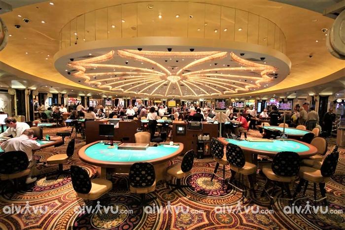 Du lịch Las Vegas, Mỹ - Thành phố tội lỗi