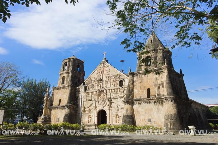 Ghé thăm những nhà thờ tuyệt đẹp ở Manila – Philippines