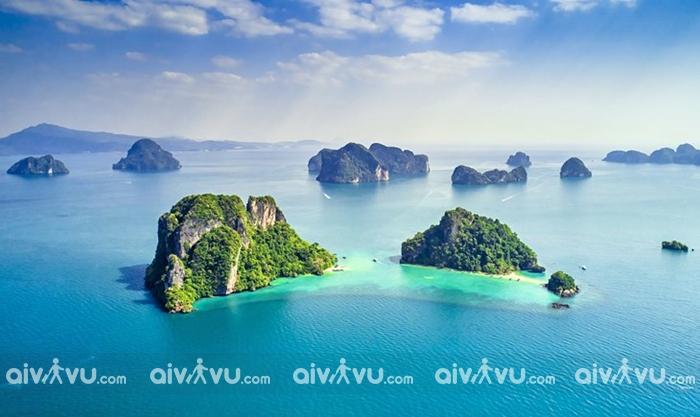 Khám phá đảo lớn nhất Đông Nam Á - Phuket