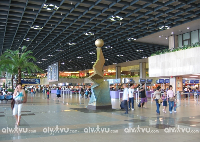 Hạ tầng kỹ thuật của sân bay Tân Sơn Nhất
