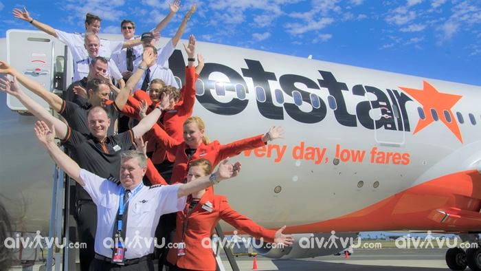 Jetstar Asia, Singapore – Hãng hàng không giá rẻ nhất châu Á