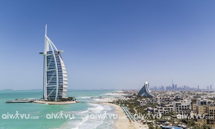 Khách sạn Burj Al Arab – Khách sạn 7 sao duy nhất trên thế giới