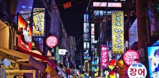 Khám phá Itaewon – Con phố không ngủ nổi tiếng Hàn Quốc