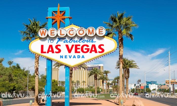 Khám phá Las Vegas, Mỹ – Thành phố ăn chơi khét tiếng hàng đầu thế giới