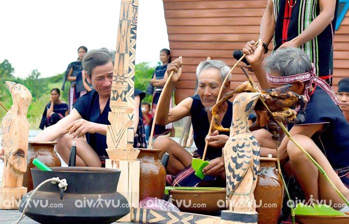 Lễ cúng lúa mới – Lễ hội đặc trưng ở Tây Nguyên