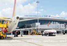 Lịch sử hình thành và phát triển của sân bay quốc tế Cát Bi