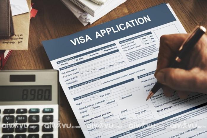 Lưu ý khi điền tờ khai xin visa Mỹ DS 160