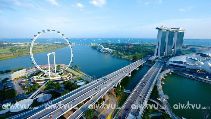 Singapore quốc gia lớn nhất không có đất nông nghiệp