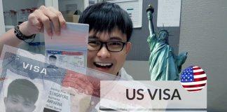 Mẫu đơn xin visa Mỹ cần giấy tờ gì?