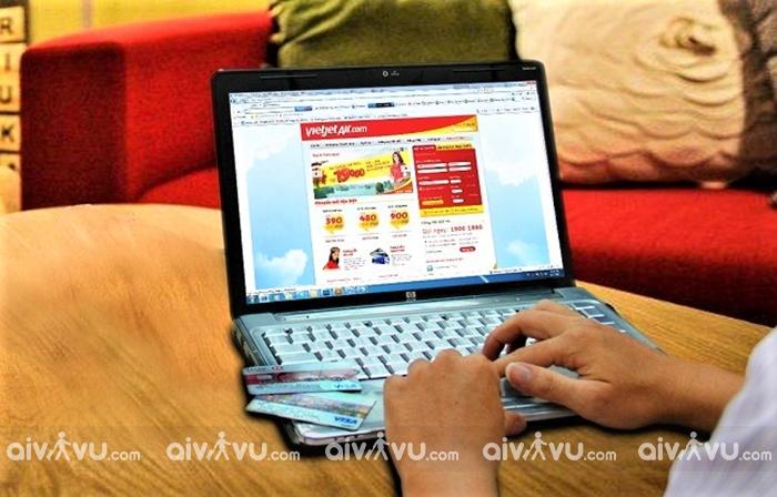 Mua thêm hành lý ký gửi Vietjet Air online