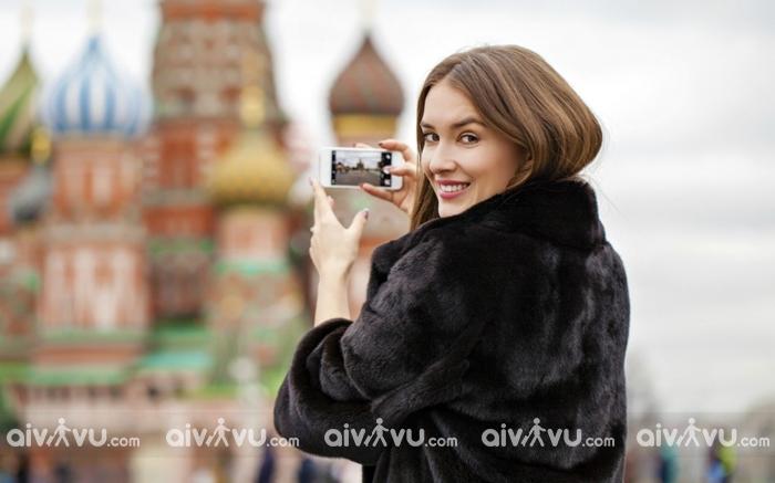 Nên mặc trang phục lịch sự khi tới Nga