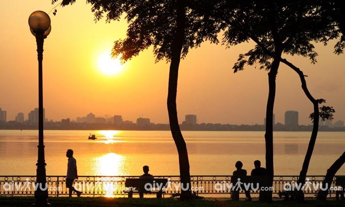 Nếu chỉ có 1 ngày du lịch Hà Nội, buổi chiều bạn sẽ làm gì?