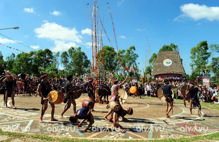 Nguồn gốc các lễ hội ở Tây Nguyên