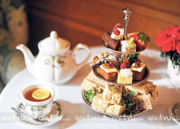Những bí mật về thói quen uống trà của người Anh