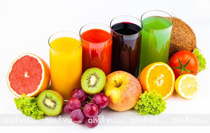 Nên cung cấp trái cây và rau xanh để tăng cường sức đề kháng, đẩy lùi dịch bệnh