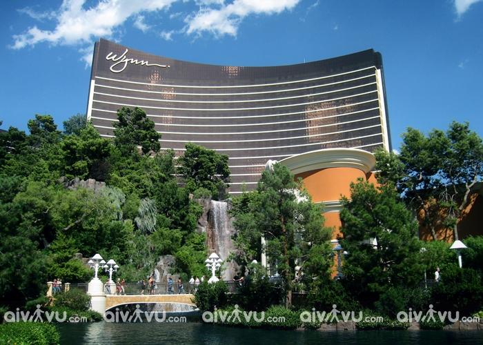 Những địa điểm hấp dẫn khi du lịch Las Vegas, Mỹ