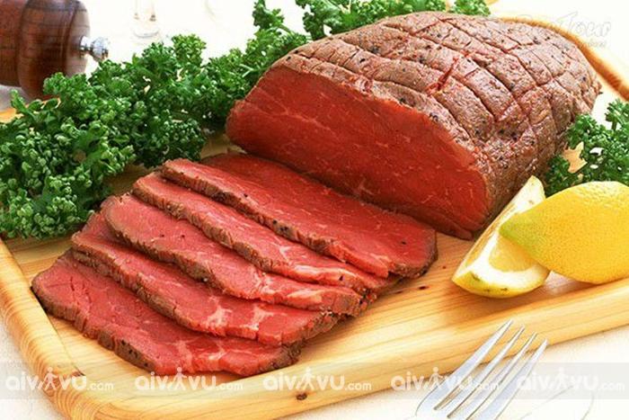 Roat Meat - món ăn nổi tiếng ở Anh