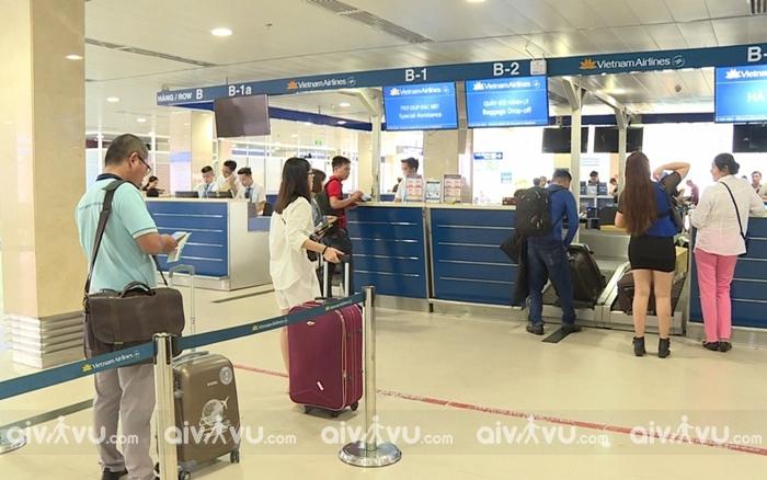 Dự kiến nâng cấp sân bay quốc tế Tân Sơn Nhất