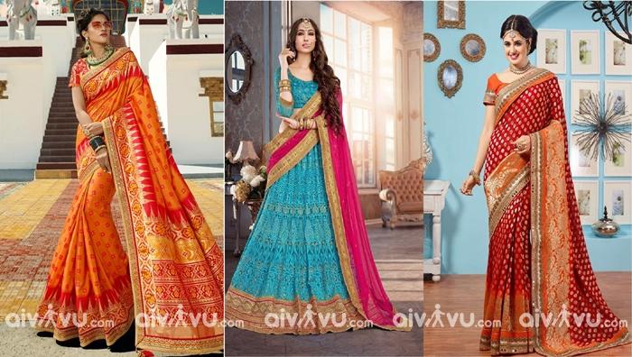Sari – Trang phục phụ nữ Ấn Độ truyền thống