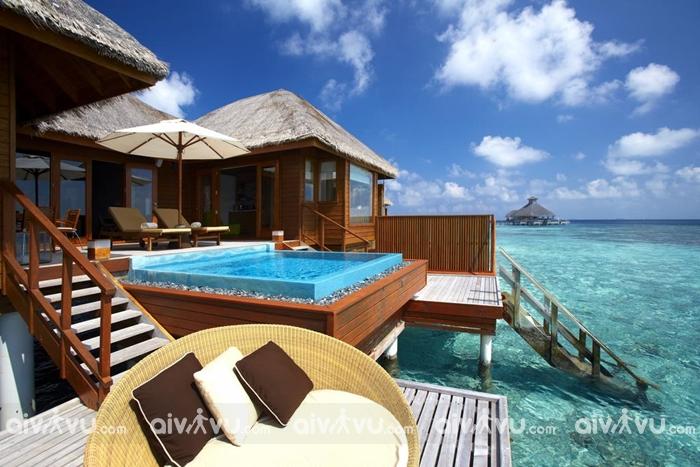 Những resort ở Maldives có những trải nghiệm dịch vụ vô cùng đẳng cấp