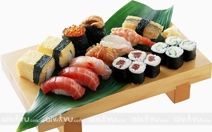 Sushi - Món ăn làm nên tên tuổi của ẩm thực Nhật Bản