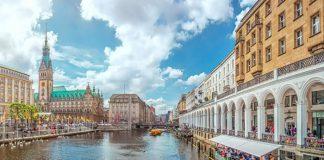 Thành phố Hamburg, Đức – thiên nhiên thơ mộng giữa lòng châu Âu hoa lệ