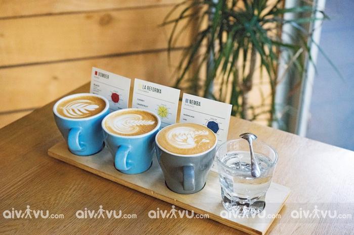 Đến Wellington thưởng thức cà phê lừng danh thế giới