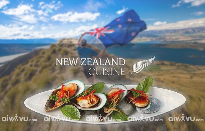 Tìm hiểu văn hóa ẩm thực New Zealand