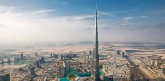 Tòa tháp Burj Khalifa – Tòa tháp cao nhất thế giới