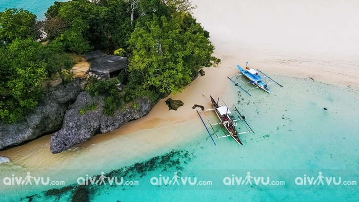 Vẻ đẹp mộng mơ tại biển Haadrin – Thái Lan